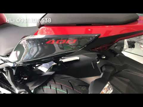 Ninja 400 2019 chính hãng giá 162 triệu tại Motorrock