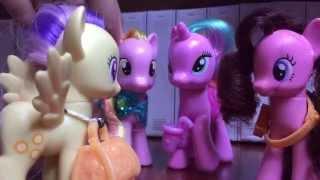 сериал о пони: Университет пони 2 серия/ млп/Mlp/my little pony/ university ep2