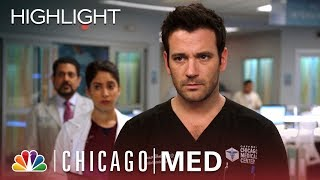 Chicago Med - Playing the Odds (Episode Highlight)