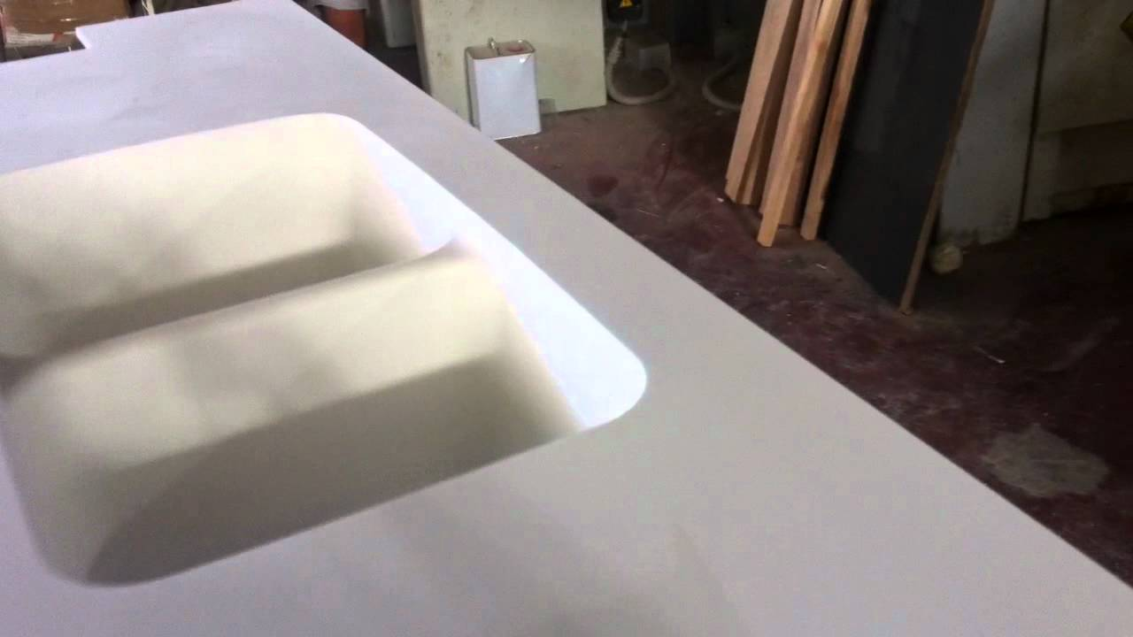 Corian Piano Cucina.MOV - YouTube