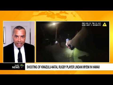 US Police Brutality under spotlight after the shooting of Zulu Prince Lindani Myeni