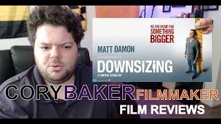 0008 Downsizing (Movie Review: Matt Damon, Christoph Waltz, Hong Chau)