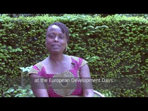 Pan-African Consortium in Interpretation and Translation at the European Development Days