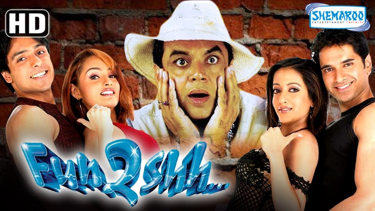 Funtoosh (HD & Eng Srt) - Hindi Full Movie - Paresh Rawal - Gulshan Grover - Superhit Hindi Movi
