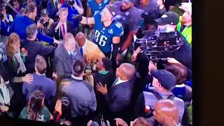 Kevin Hart denied hard by NFL security
