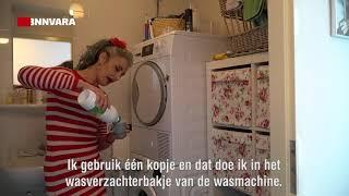 Zó ontkalk je je wasmachine