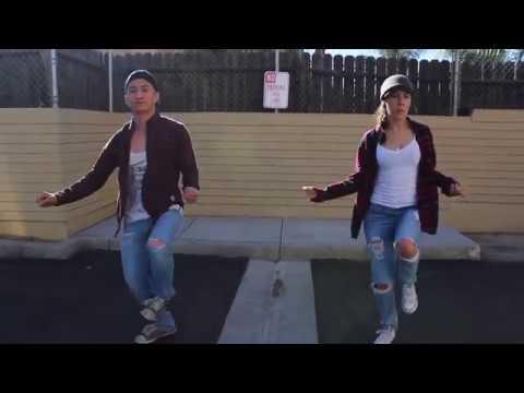 Choreography for Bruno Mars