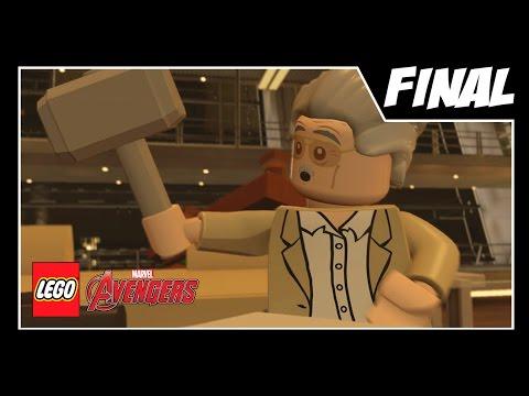 Lego Marvel Vingadores - Parte #13 - FINAL  - [Dublado PT-BR]