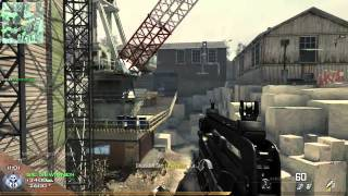 Call of Duty Modern Warfare 2 Multiplayer - Gameplay