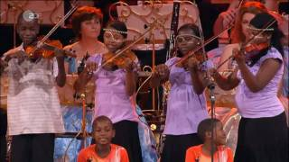 Andre Rieu & The Hout Bay Music Project from Cape Town (Live in Maastricht)