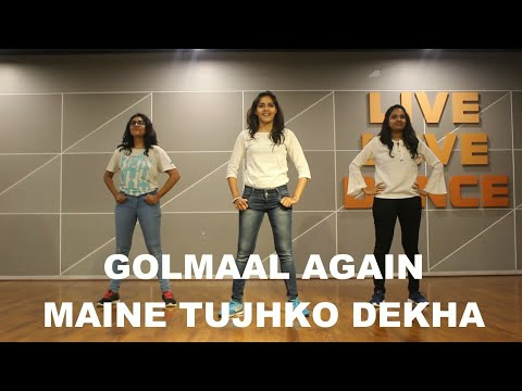 GOLMAAL AGAIN/ KIDS DANCE/ MAINE TUJHKO...
