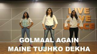golmaal again kids dance maine tujhko dekha best easy steps for kids ritus dance studio