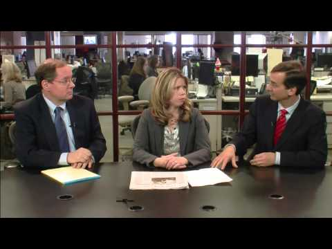 Editorial round table on Obama's Chicago visit, gay marriage in Illinois, American Airlines merger