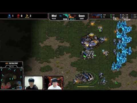 [ROUND 2] StarCraft Remastered Race War [T.E.N]