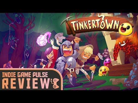 Tinkertown Review [Early Access Sandbox RPG] - Indie Game Pulse