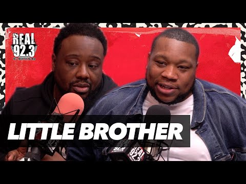 Bootleg Kev - Little Brother talks Charing Drake for A Feture, Issues w/ 9th Wonder