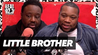 Little Brother talks Charging Drake for A Feature, Issues w/ 9th Wonder, New Album
