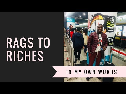 In My Own Words : From A Rags-To-Riches Life