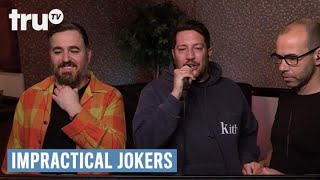 Impractical Jokers - From Coat Check to Runway Model (Punishment)   truTV
