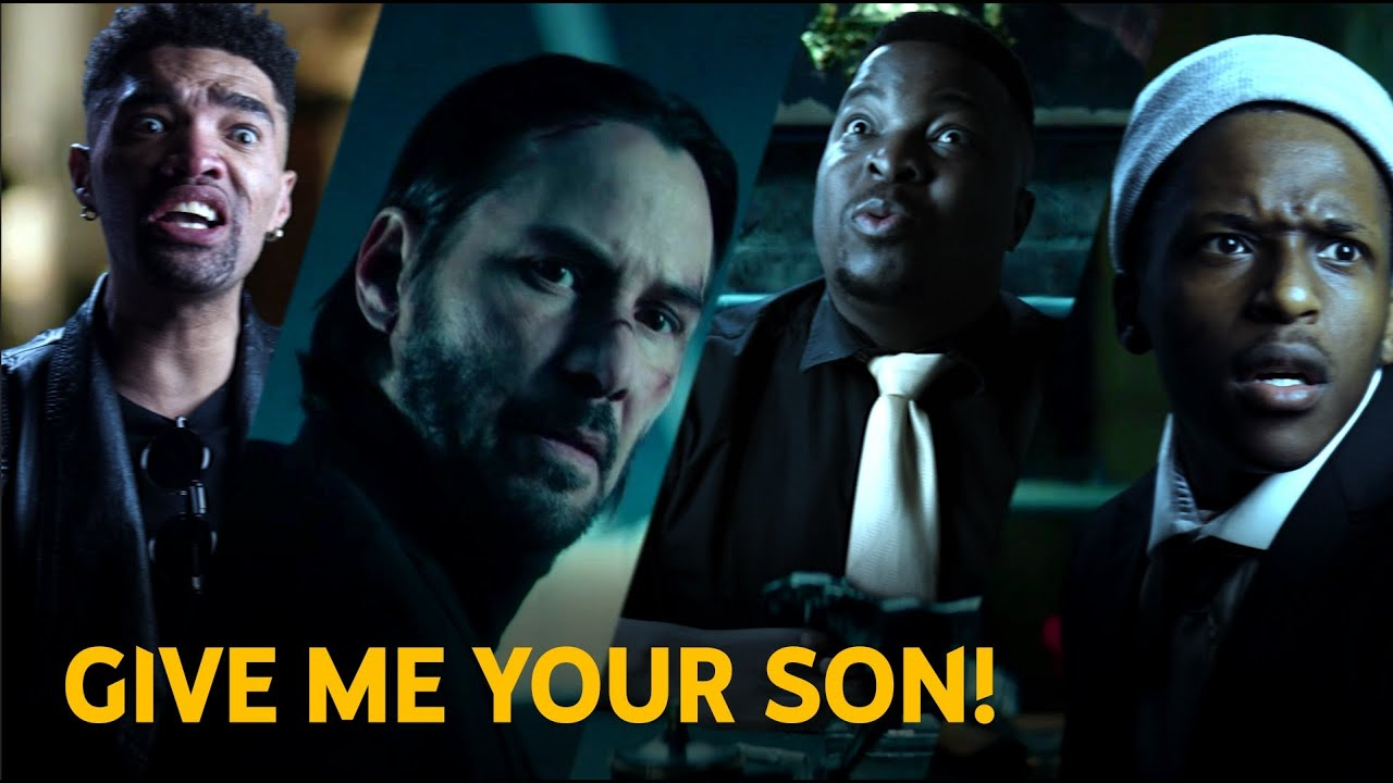 Download John Wick in South Africa! Part 6 featuring John Wick