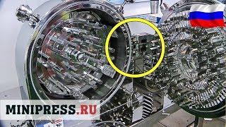 ????Видео обзор на измельчитель порошка для фармацевтического производства Minipress.ru