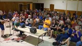Bad Moon Rising, Austin Ukulele Society