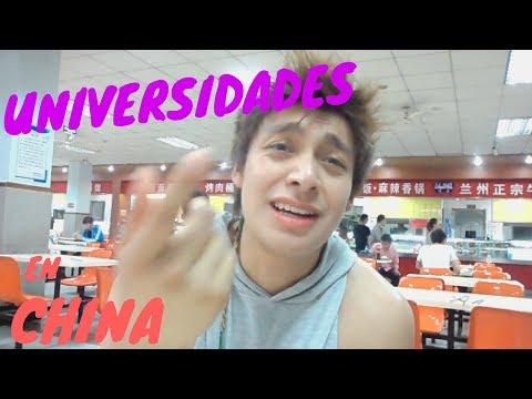 UNIVERSIDADES En CHINA | Me Atacaroooon!!!!