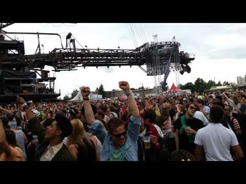 Wankelmut - One Day live @ Melt Festival 2012