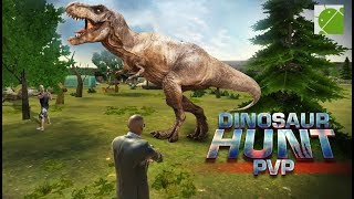 Dinosaur Hunt PvP - Android Gameplay FHD