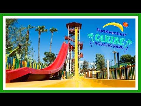 COSTA CARIBE Aquatic Park 2020 | Port Aventura World | Salou | España