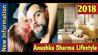 Anushka Sharma's Lifestyle video 2018 | Family | Net worth | Salary | Cars | Education | Husband |