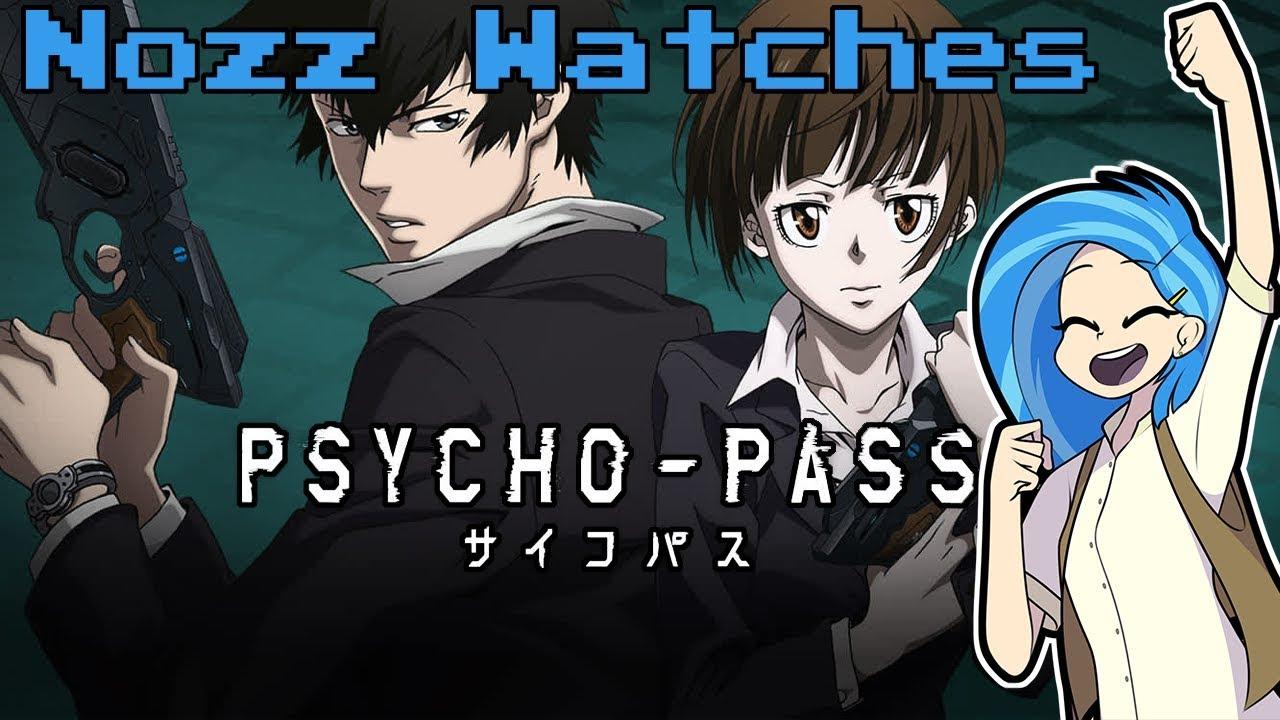 Psycho-pass episode 2