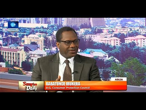 Education And Standard Enforcement Critical To Consumer Rights Protection - DG, CPC Pt.2
