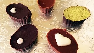 Rose Tea Chocolates From Yumeiro Patissiere (valentine's Day Episode)