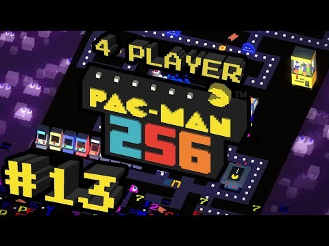 Pac-Man 256 - #13 - Front To Back