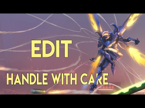 handle with care - edit / seeya