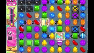 Candy Crush Saga Level 911 - no boosters