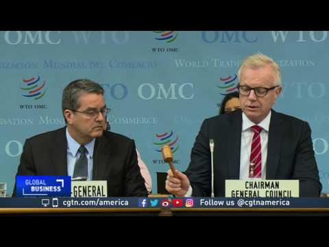 US WTO membership in question under Trump administration