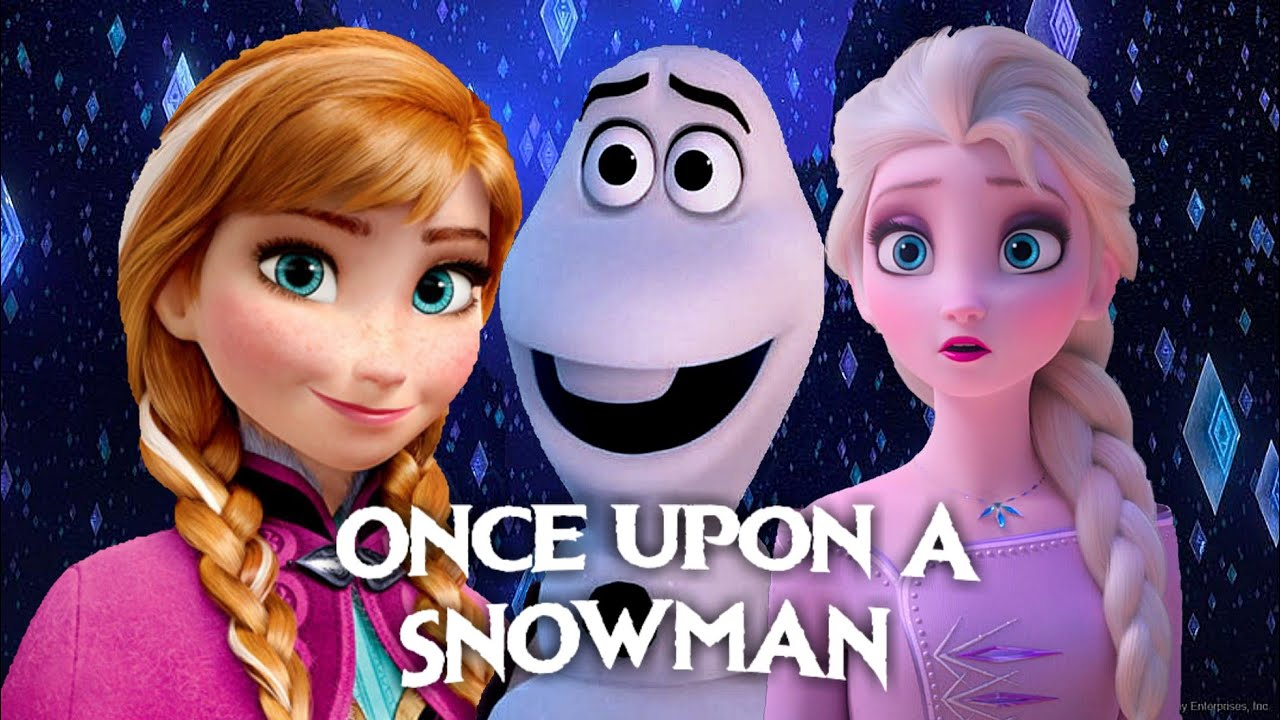 """NEW """"Once Upon A SNOWMAN"""" FROZEN CLIP!"""