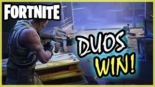 Bxnjii & Mxgnetics Play Duos!! - Fortnite Battle Royale Gameplay - Bxnjii