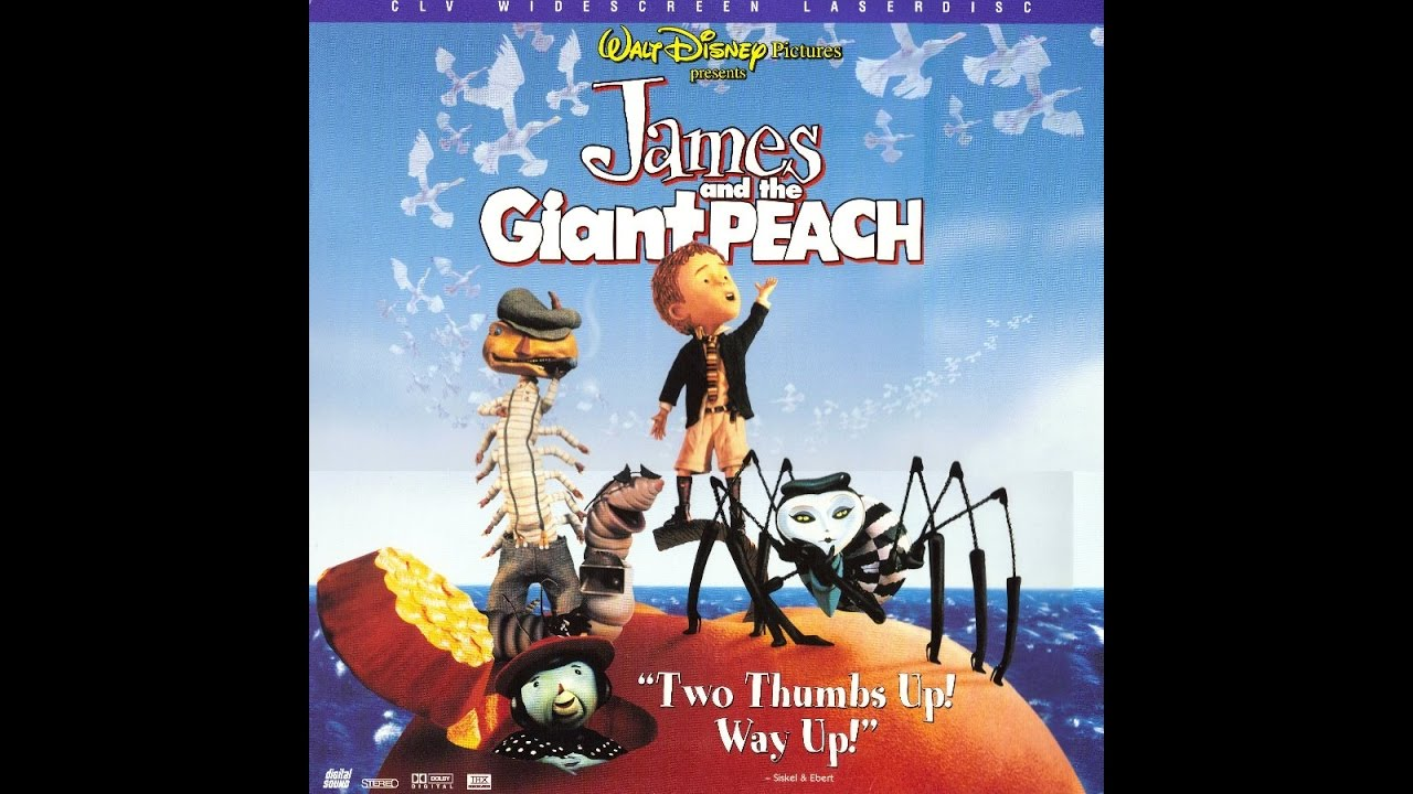james and the giant peach Oc premiere james henry trotter lives with two ghastly hags -- his odious aunts -- and he's a very lonely little boy indeed one day, something peculiar happens at the end of the garden, a peach starts to grow and grow.