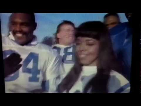 Shanice NFL Monday Night Football Song Video Chargers vs Colts