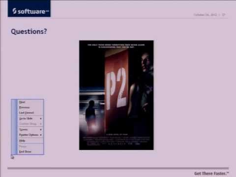 ECE2012 - Using p2 for product patch provisioning
