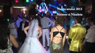 Nunta anului 2013 - Nicusor si Nicoleta - Recital  Andra