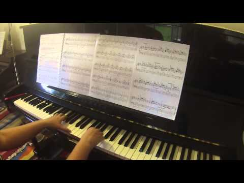 Variations on the Theme from the Celebrated Canon in D by Pachelbel Alfred's adult piano book 2