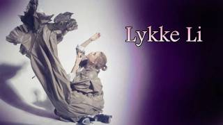 Lykke Li I Follow Rivers (Magician Remix) (Magyarul, Hungarian Lyrics On Screen)