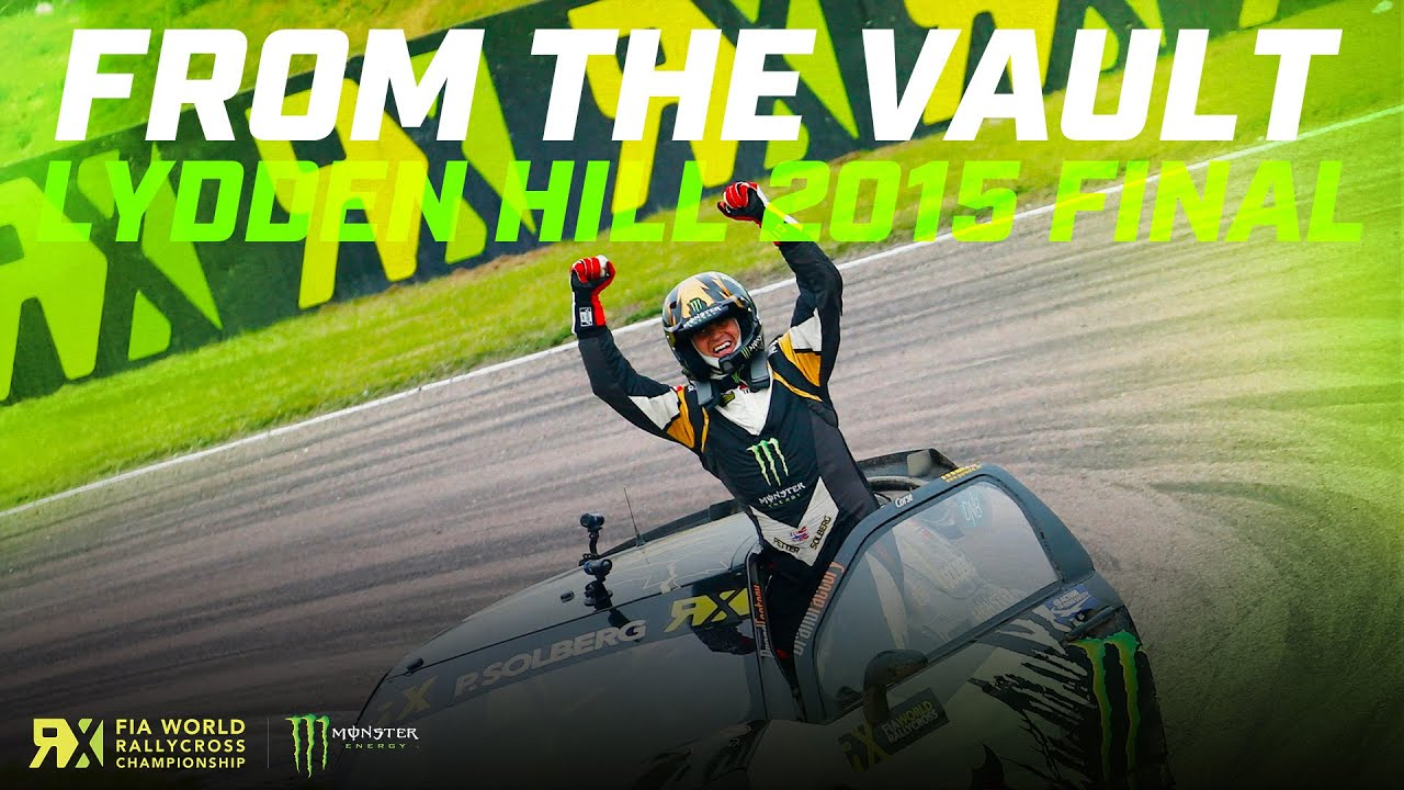 FROM THE VAULT: Lydden Hill - Great Britain Final 2015 | FIA World Rallycross