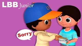 Saying Sorry Song | Original Songs | By LBB Junior