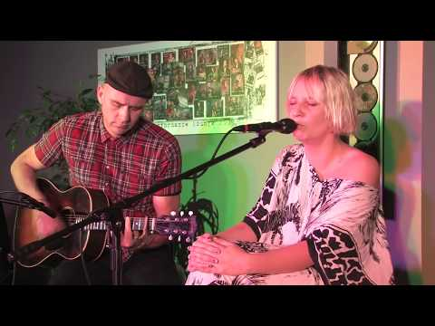 Sia in the Live Performance Lounge