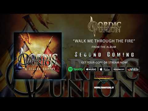 """Nordic Union - """"Walk Me Through The Fire"""" (Official Audio)"""